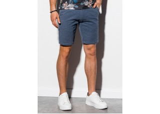 Men's casual shorts W224 - navy