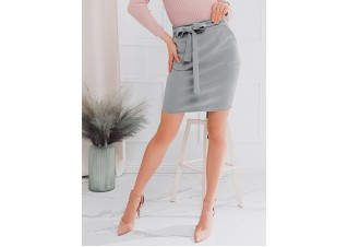 Women's skirt GLR003 - grey